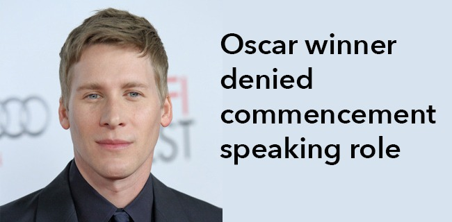 Academy Award winner Dustin Lance Black. (Photo courtesy Dustin Lance Black)