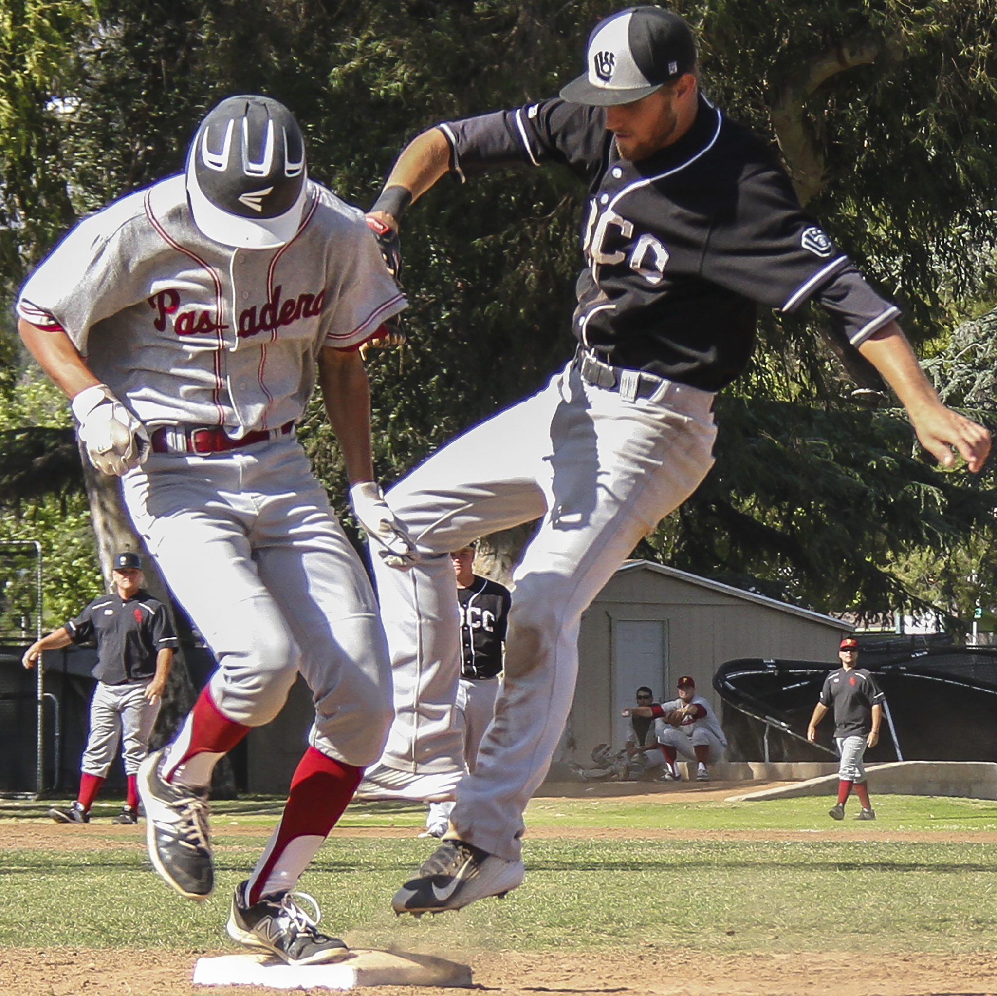 Baseball Ends Losing Streak Pcc Courier