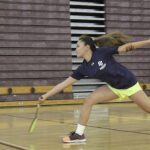 Badminton continues to take blowout wins in stride